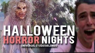 Halloween Horror Night (#Vlogtobre 10)