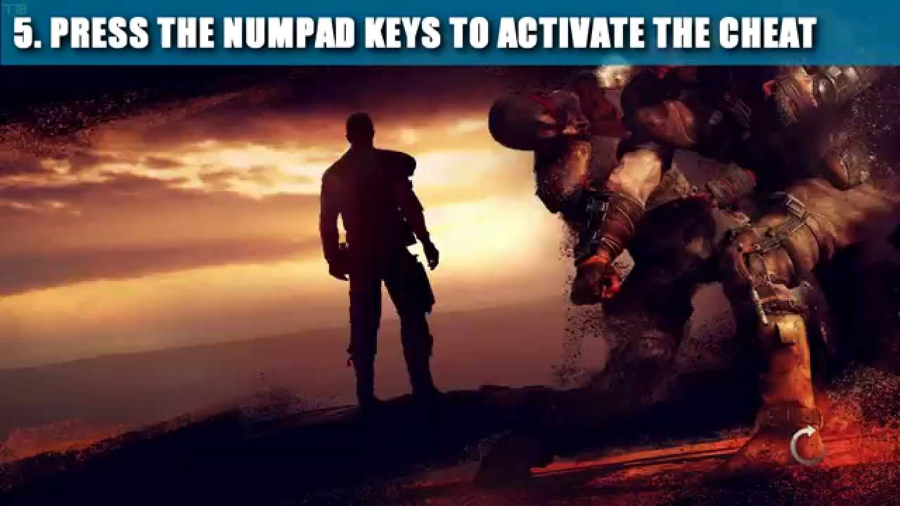 How To Get Unlimited Scraps in Mad Max | Trainer - YouTube