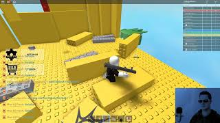 Roblox Live Stream with Webcam