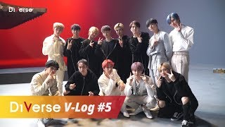 D1Verse V-Log|How's It Like To Shoot A KPOP Music Video? | #5