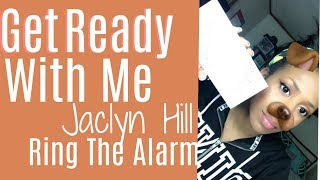 Get Ready With Me: Jaclyn Hill Ring the Alarm Palette