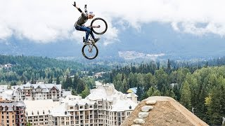 HEAVY Slopestyle Mountain Biking from Red Bull Joyride 2016