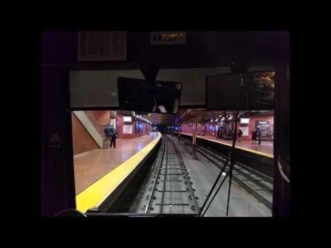 SF Muni Metro Light Rail 1546