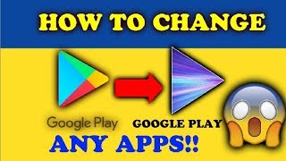 🔥🔥HOW TO CHANGE THE PHOTO OF ANY APPS IN THIS VIDEO ONLY!! APPY YOUR PHOTOS!!🔥🔥