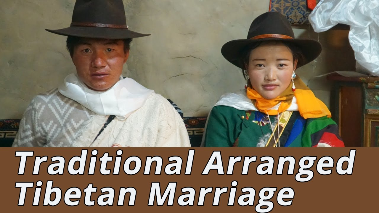 Download Arranged Marriage in Tibet Village with Tibetan Traditional Wedding Ceremony (Full Documentary)