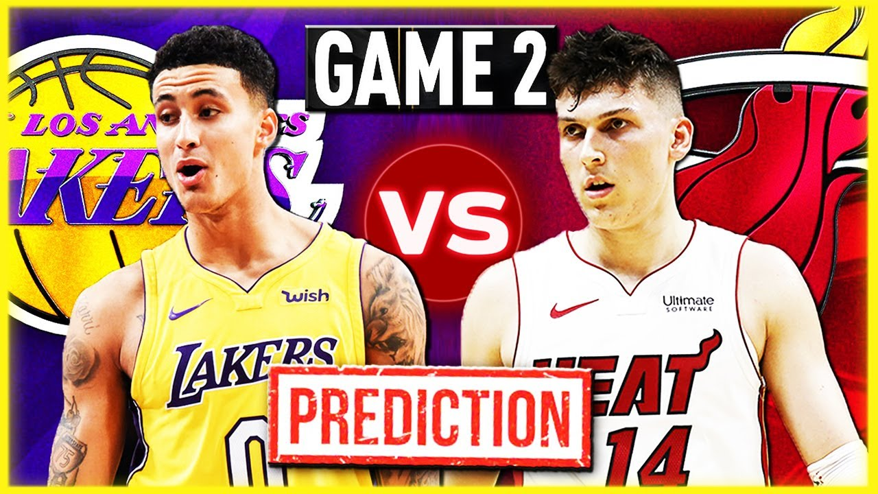 Lakers Vs Heat Game 1 Prediction Preview Nba Finals 2020 Youtube