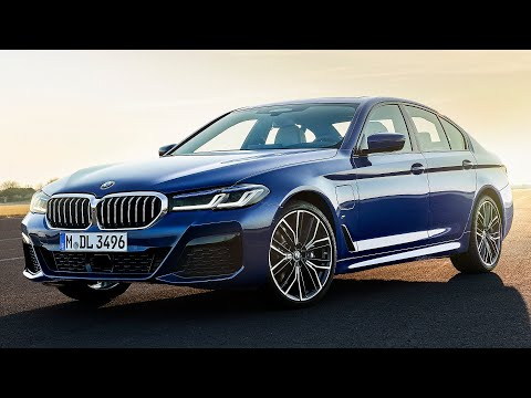BMW 5 Series Facelift (2021): Highlights of the LCI 5 ...