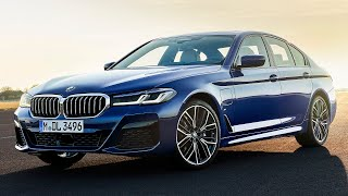 BMW 5 Series Facelift (2021): Highlights of the LCI 5 Series G30