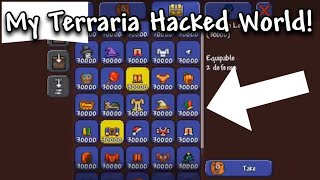 How To Get Terraria Hacked Worlds On iOS [No Jailbreak