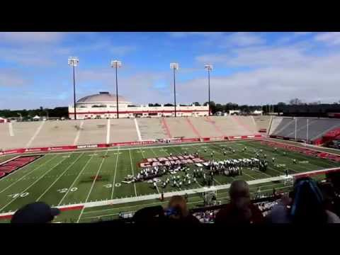 Showcase 2015 - Fontainebleau High School Crimson Band - 3rd Place