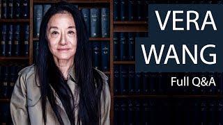 Vera Wang | Full Q&A | Oxford Union