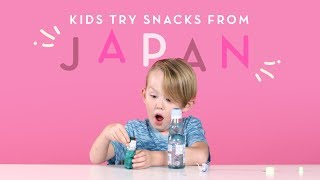 Baixar Kids Try Snacks from Japan | Kids Try | HiHo Kids