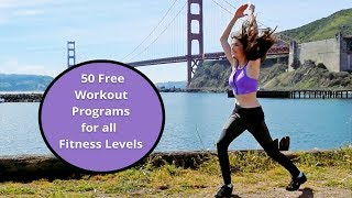 50 Free Weight Loss Programs for All Fitness Levels and Goals