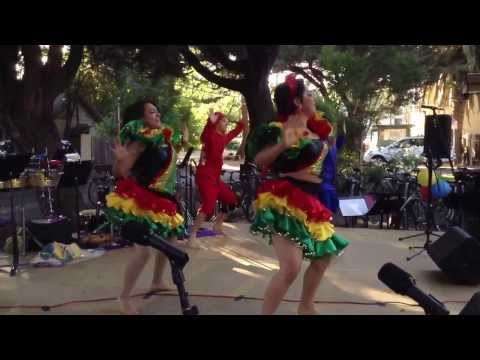 Puya. Atlantic Coast of Colombia. Colombian Soul Dance Company. Stanford University. CA. USA