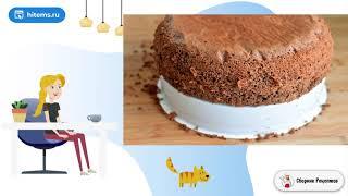 Шоколадный торт Мокко апельсин Вкусные рецепты с фото