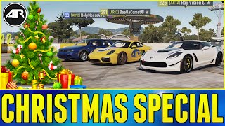 Forza Horizon 2 : TOP GEAR CHALLENGE - Christmas Special!!!