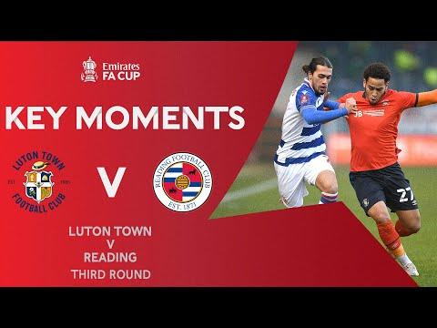 Luton Reading Goals And Highlights