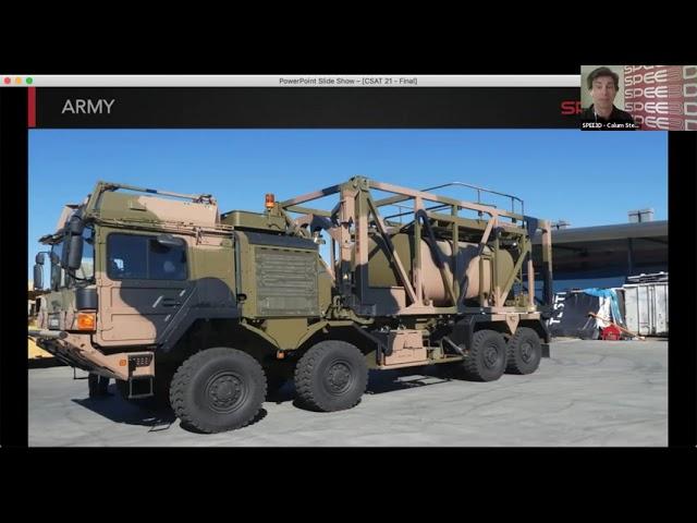 2. Calum Stewart, SPEE3D: CS Delivering for Defense – the Moment Critique