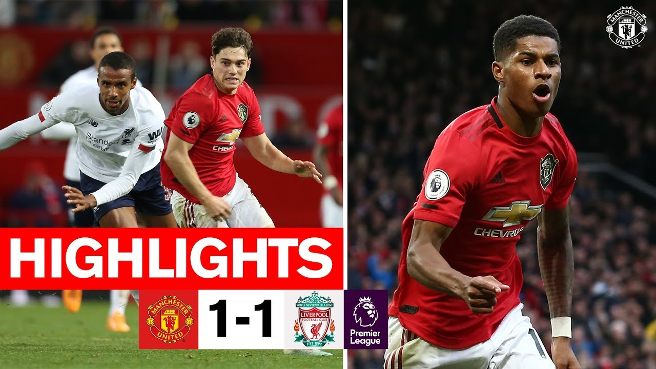 Download Highlights | United 1-1 Liverpool | Premier League