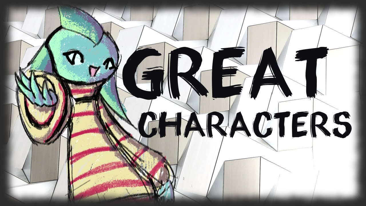 How to Create Characters Using Shapes