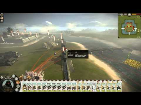 "Total War : Shogun 2 HD Shimazu Campaign Commentary Part 24 ""Kyoto Feels the Winds of Change"""