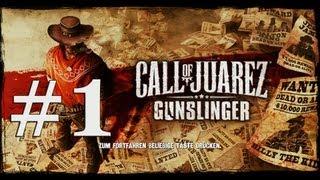 Lets Play Call of Juarez Gunslinger Deutsch Part 1 German Walkthrough Gameplay 1080p