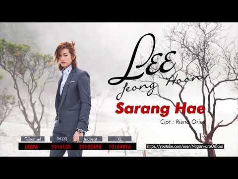 Lee Jeong Hoon - Sarang Hae (Official Audio Video)
