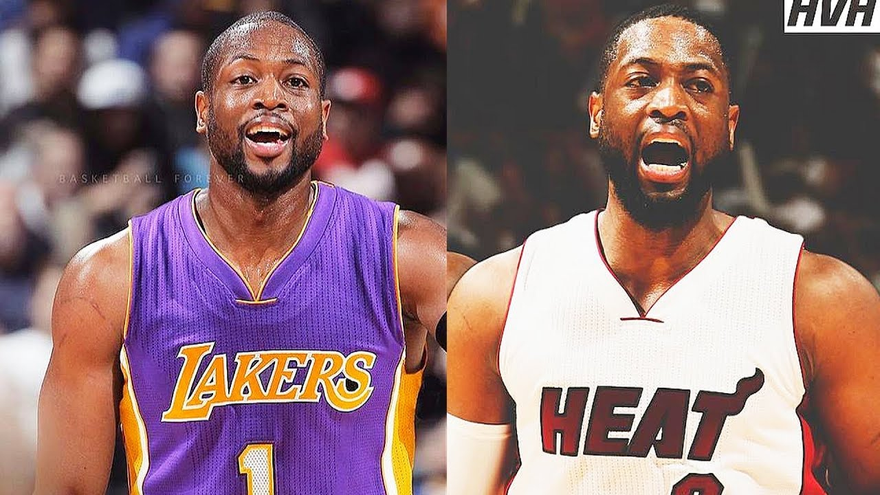best service 73311 7d540 DWYANE WADE JOINING LAKERS! DWYANE WADE BEING TRADED TO LAKERS OR HEAT  AFTER BULLS BUYOUT