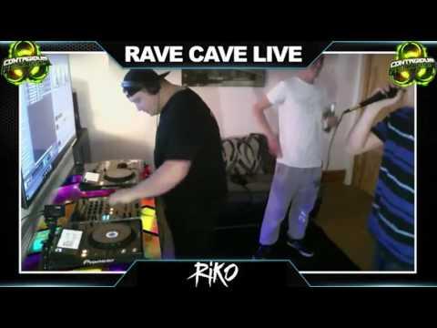 RAVE CAVE LIVE - RIKO GUEST MIX