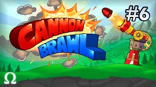 CANNON POWER, DRILLING SATT HARD! | Cannon Brawl #6 W/Satt