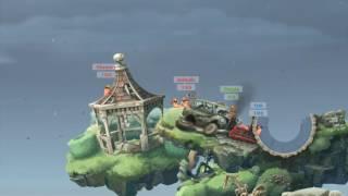 Worms W.M.D - Wonderful Multiplayer Destruction!