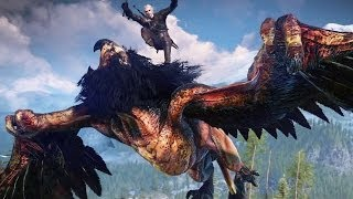 The Witcher 3 Gameplay Trailer [E3 2014]