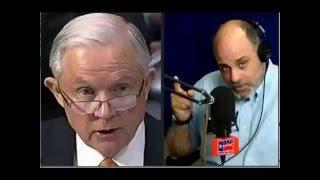 GOP Sen  Jeff Sessions (R-AL) Talks Trump With Mark Levin Free HD Video