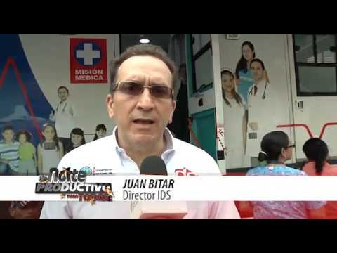 Jornada Integral de Salud en el Carmen.