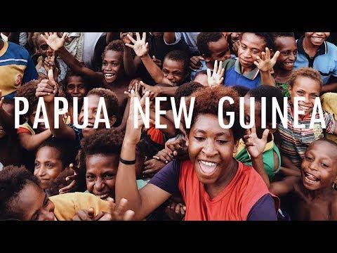 MY TRIP TO PAPUA NEW GUINEA   YWAM OUTREACH