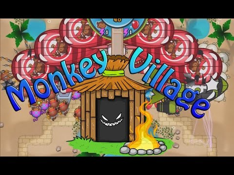 Bloons TD Battles - Best Monkey Village Tutorial Ever