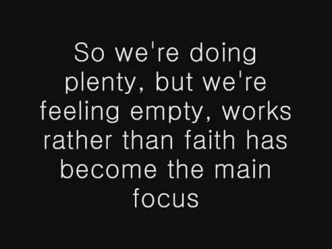 The Vision - Amp Lyric Music Video