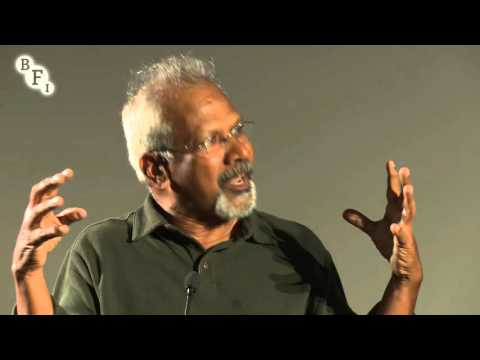 Mani Ratnam in conversation with Peter Webber  | BFI