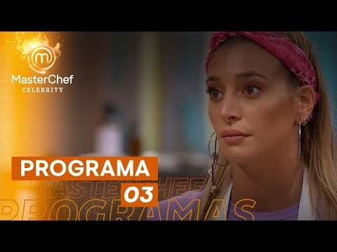 Programa 03 (24-02-2021) - MasterChef Argentina 2021