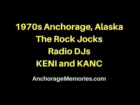Anchorage Alaska Rock Jocks