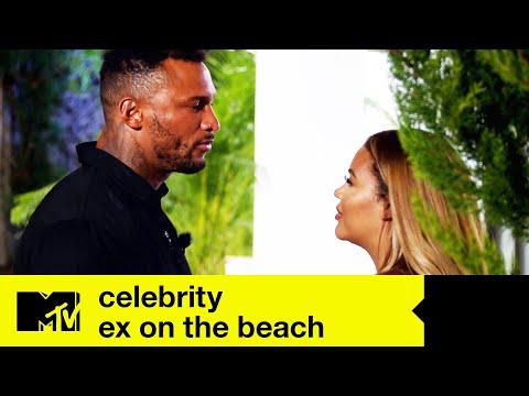 EP#8 CATCH UP: Lateysha's David Drama Doesn't Stop  | Celeb Ex On The Beach