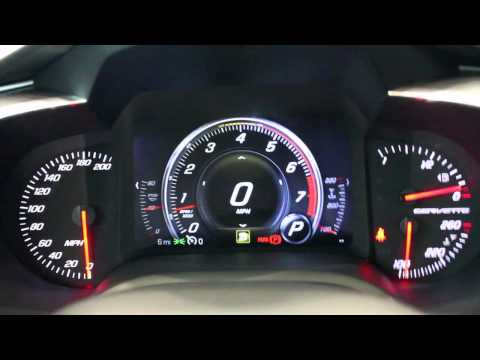 How to use Voice Recognition on 2015 Corvette & 2014 Corvette Stingray Bachman Chevrolet