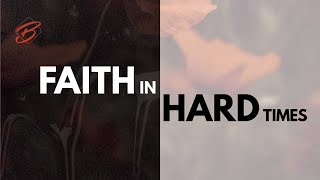 LIVE STREAMING | November 08, 2020 | Faith In Hard Times.