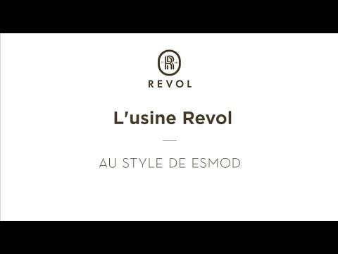 """""""REVOL a le style ESMOD"""" présente ses 6 finalistes - Pauline"""