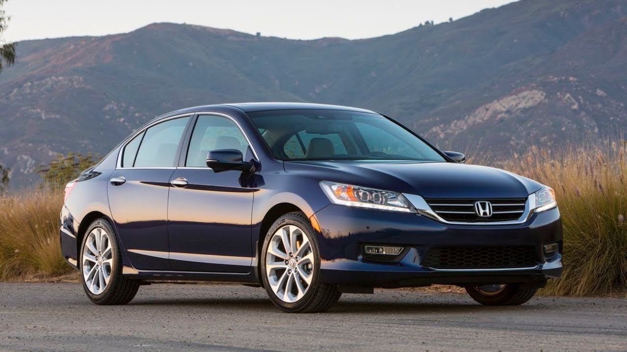 2014 Honda Crv >> 2013 Honda Accord Touring - YouTube