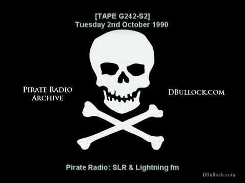 [G242-S2] London Pirate Radio ~ 02/10/1990 ~ FM Band