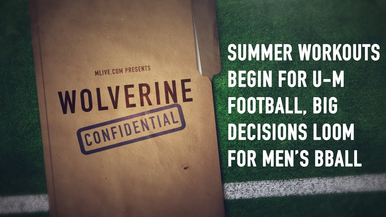 As Michigan football starts summer workouts, hoops awaits big news