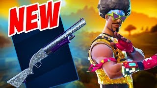 Place Devices on a Creative Island - (14 DAYS OF FORTNITE CHALLENGES) *FREE* Disco Gun Skin!