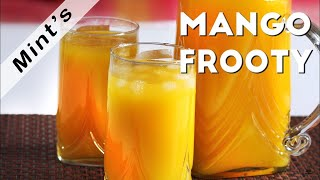 Mango Recipe - Mango Juice Recipe - How To Make Mango Juice - Mazaa Recipe- Ep-120