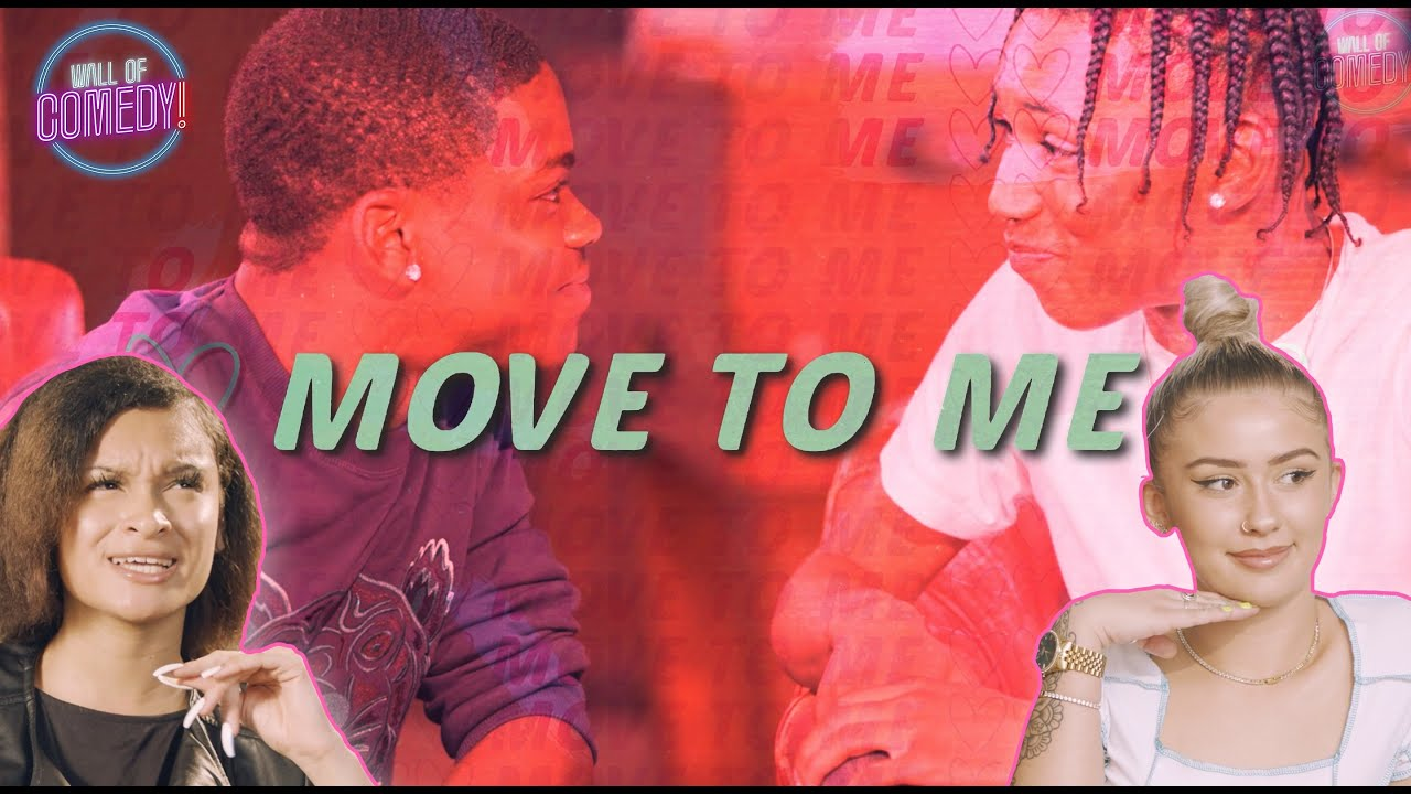 WOULD MKFRAY & ASMXLLS DROP THEIR FRIENDS FOR A GIRL?! 👀 😂 | Move To Me S1EP1